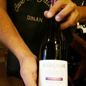 Dolinebrune, vin d'une nuit à ne pas manquer !