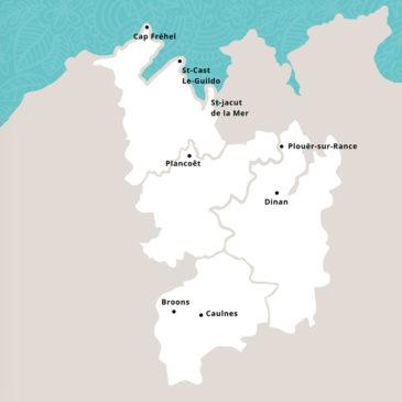 Dinan Cap Fréhel : une destination pleine de découvertes !